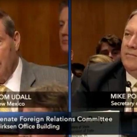 FIREWORKS: Mike Pompeo SHREDS Liberal Senator Over 'OUTRAGEOUS' Questions