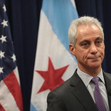 RAHM UNDER FIRE: Hundreds of Chicago Police PROTEST Mayor Emanuel