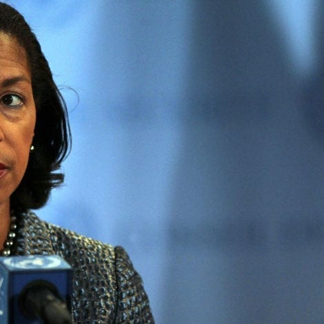 RICE'S REVENGE: Susan Rice Trashes 'WRECKING BALL' Trump Over Iran Deal