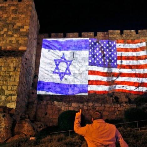 TRUMP SQUARE: Jerusalem Mayor Announces Move to HONOR President Trump