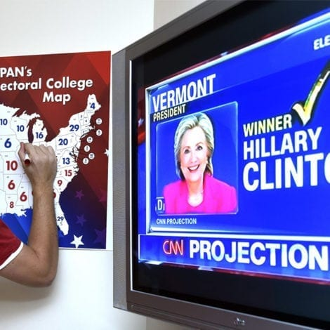 THE 'HILLARY' SOLUTION: Liberal States Rally to BYPASS Electoral College in 2020