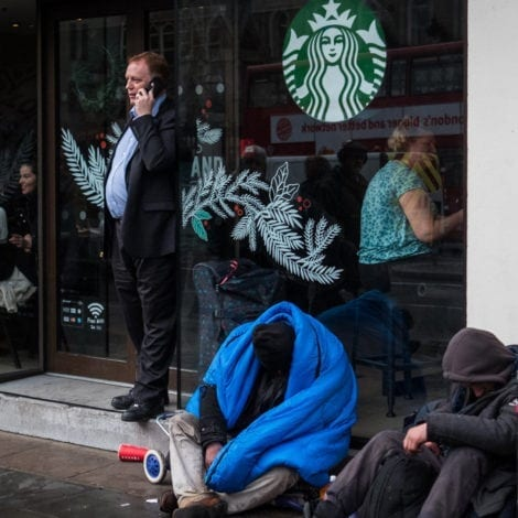 TOO FAR: Liberal Mega-Companies SLAM Seattle's 'Homeless Tax'