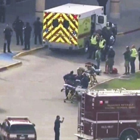 TEXAS SHOOTING: At Least 8 Dead in School Shooting, Suspect in Custody