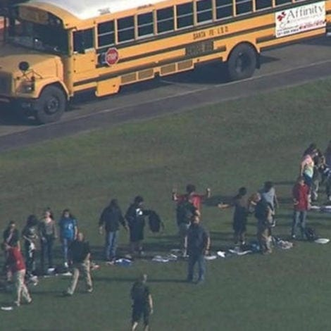 TEXAS SHOOTING: Multiple 'EXPLOSIVES' Found at Texas High School
