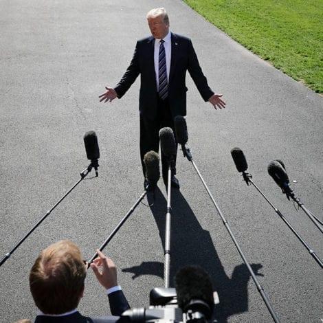 SUMMIT SURVIVES? Trump Praises Kim's 'WARM STATEMENT,' Says 'Time Will Tell'