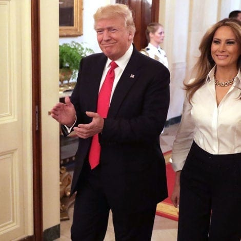 WEDDING GIFT: Trump to 'Honor' Royal Wedding with Charity Donation