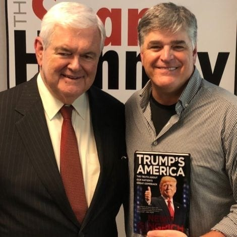 Newt Gingrich and Sean