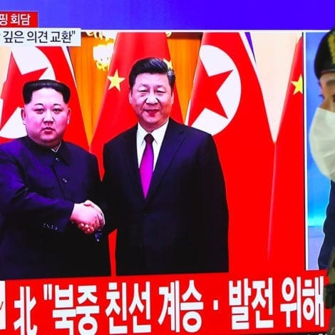 BACK IN BEIJING: Kim Jong Un in CHINA to Brief Officials on Singapore Summit