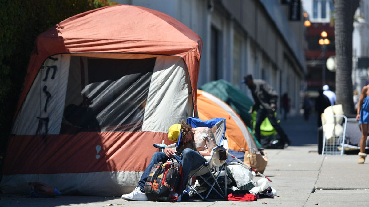 Partner Content - 'THIRD WORLD NATION': San Francisco Resident Flee City, Homeless Stats W...