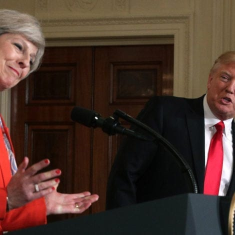 UK FOREIGN MINISTER: Trump Should Negotiate BREXIT, 'He'd Go Bloody Hard'