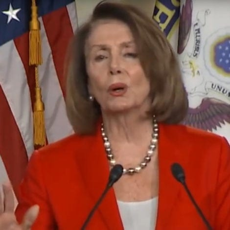 WHAT'S WRONG WITH NANCY? Pelosi Barely Makes it Through BIZARRE Briefing