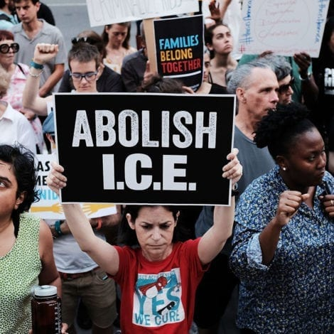 IT BEGINS: Dem Introduces Bill to 'ABOLISH ICE,' Calls Trump 'WHITE NATIONALIST'