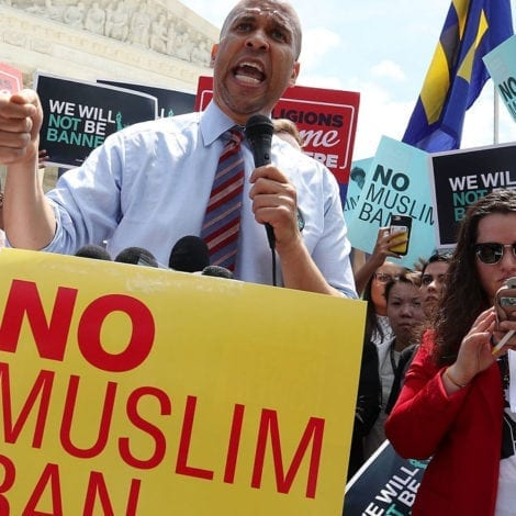 DEMS DIG IN: Democratic Party Vows to Fight Trump's 'MUSLIM BAN' After Court Ruling