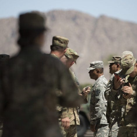 BLUE STATE REVOLT: Mass. Governor Cancels NATIONAL GUARD Deployment to Border