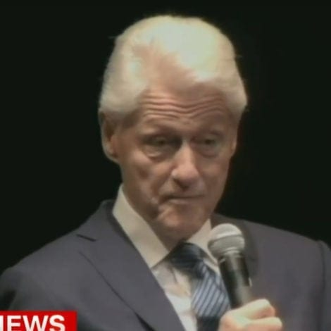 BILL BACKTRACKS: Clinton Claims He 'Apologized' to Lewinsky 20 Years Ago