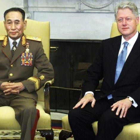 BILL'S REGRET: Clinton Admits He 'HAD A CHANCE' to End Korea's Nuclear Program