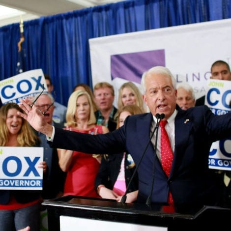 BLUE WAVE CRASHING: Trump Congratulates California GOP After Big Primary Night