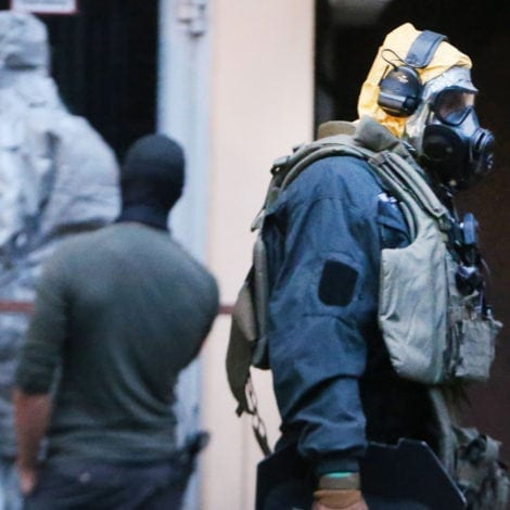 BIO-ATTACK AVERTED: Authorities Foil POISON TERROR Plot in Germany
