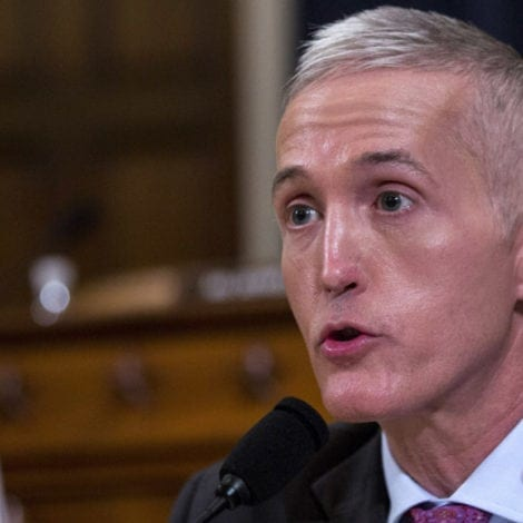 GOWDY UNCHAINED: Trey Gowdy UNLOADS on Comey's 'WATERED-DOWN' Hillary Probe