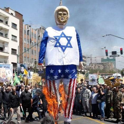TEHRAN'S TANTRUM: Iran Holds DAY OF PROTEST Against Israel