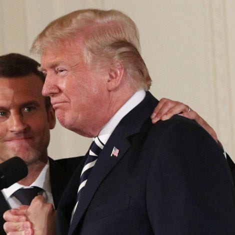 MACRON'S MUTINY: French President TURNS on TRUMP Ahead of G7 Summit