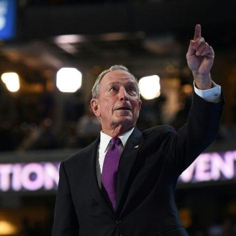 MIDTERM MIKE: Bloomberg Pledges $80 MILLION to Help Dems Retake Congress