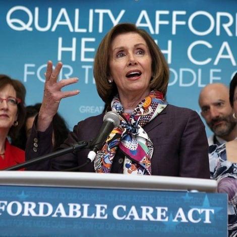 NANCYCARE: Pelosi Eyes 'MEDICARE FOR ALL' Should Dems Retake Congress