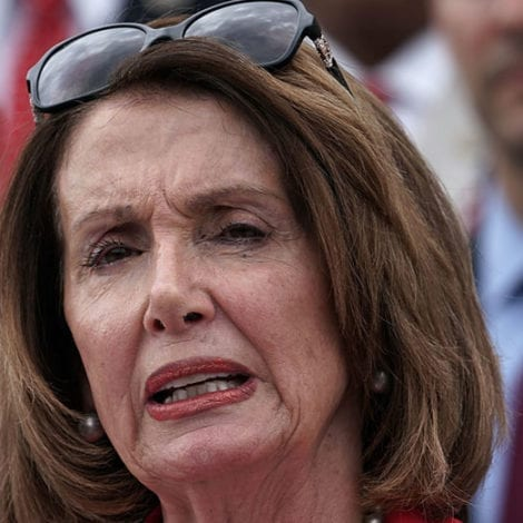 NANCY GOES NUCLEAR: Pelosi Calls GOP Immigration Bill a 'Compromise with the DEVIL'