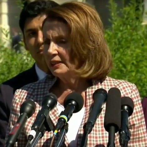 PELOSI EXPLODES: Nancy Calls Religious Americans 'HYPOCRITES' Over Immigration