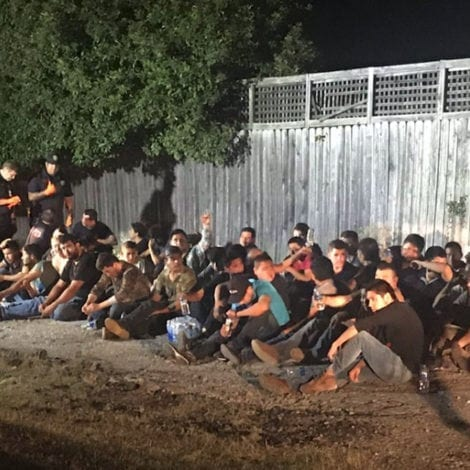 BORDER CHAOS: 55 Immigrants Discovered in a Single Tractor-Trailer in TEXAS