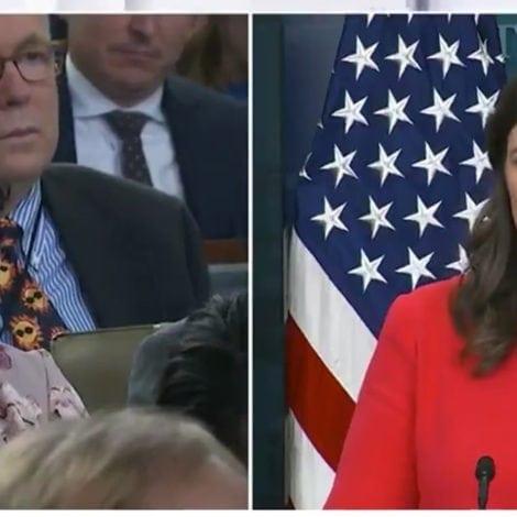 EXPLOSIVE EXCHANGE: Sanders SHUTS DOWN CNN's April Ryan on Live-TV