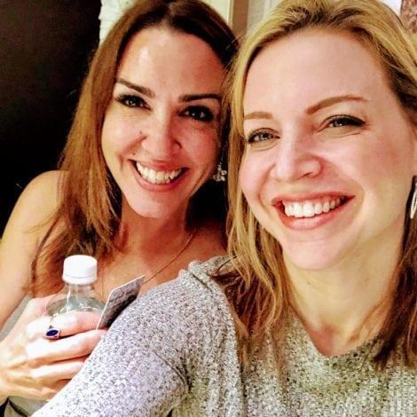 Sara and Lynda