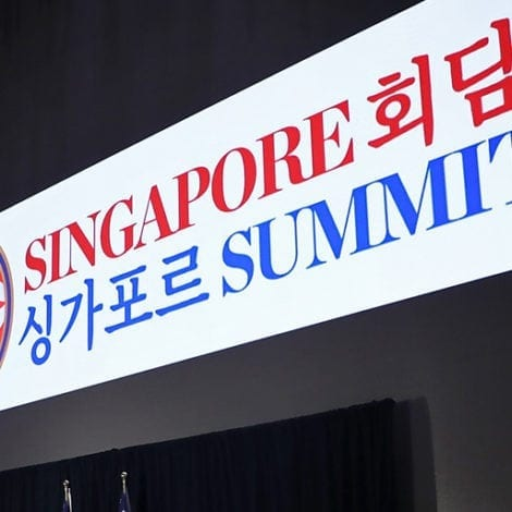 THE SUMMIT: Trump and Kim IN SINGAPORE, to Meet Within Hours
