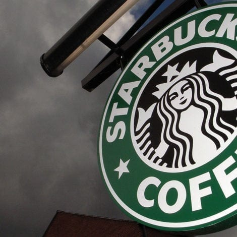 COFFEE CRISIS: Starbucks Stock TUMBLES after 'Bias Training,' Open Bathrooms