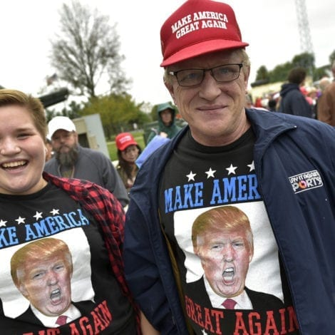 BREAKING: Supreme Court STRIKES DOWN Law Banning 'Political Apparel' from Polls