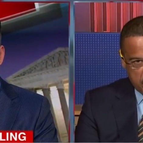 FIREWORKS: CNN's Jake Tapper UNLOADS on Ellison's Ties to 'BIGOTED' Farrakhan