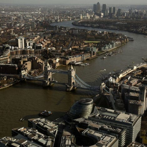 BRITAIN ON EDGE: UK Warns of 'SEVERE' RISK of Potential Terror Attack