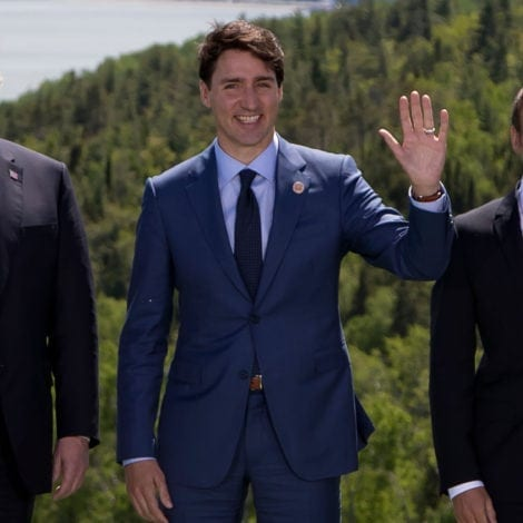 TRUMP ABROAD: The President Promotes 'AMERICA FIRST' at G7 Summit in Canada