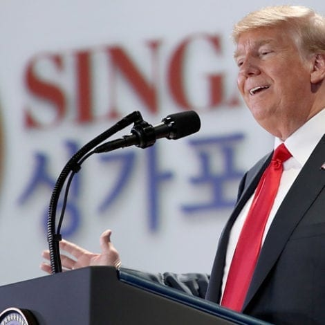MUST SEE: Watch President Trump's HISTORIC Press Conference from Singapore