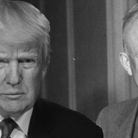 Trump Eisenhower