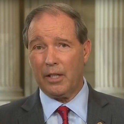LIBERAL LOGIC: Dem. Senator Blames Waters' Anti-Trump Rhetoric… On Trump