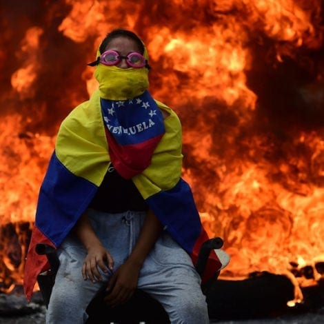 SOCIALIST PARADISE: Venezuela Ranked World's Most Dangerous Country