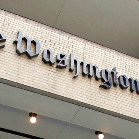 SHAMELESS: WaPo Article Says 'Chasing White House' Staffers is 'the Right Thing to Do'
