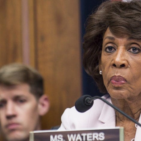 TRUMP: Maxine Waters Now the 'FACE OF THE DEMOCRATS' Heading into Midterms