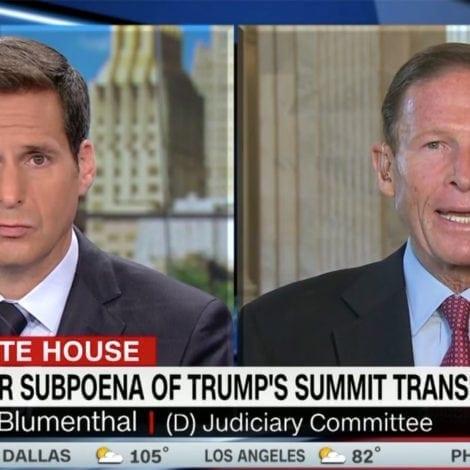 LIBERAL MELTDOWN: Democratic Senator Says RUSSIAN MEDDLING a '9/11 MOMENT'