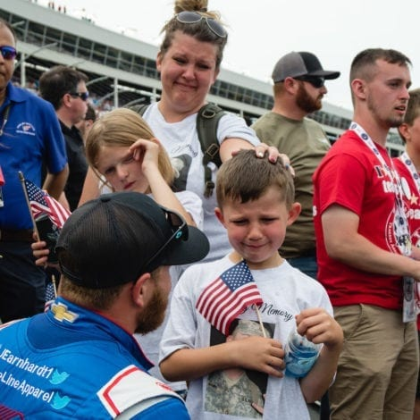 NASCAR: More American Than Ever Thanks to Jeffrey Earnhardt and Nine Line Apparel
