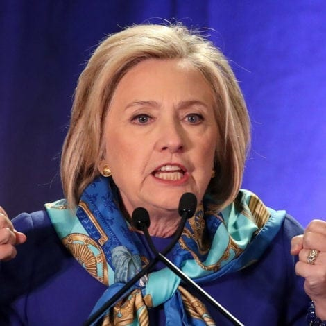 UNDER THE BUS: Former Clinton Strategist Doubts Hillary Could WIN 2020 Primary