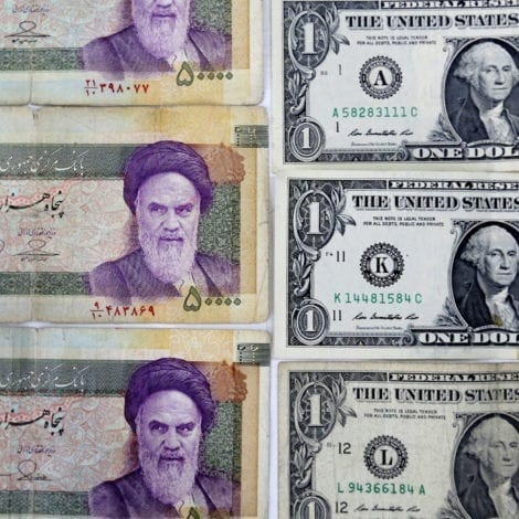 TENSE IN TEHRAN: Iran's Currency Hits ALL TIME LOW, Plummets 50% in 4 MONTHS