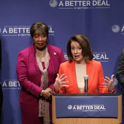 MESSAGE MIX-UP: Democrats DITCH 2018 Campaign Motto, Try NEW SLOGAN