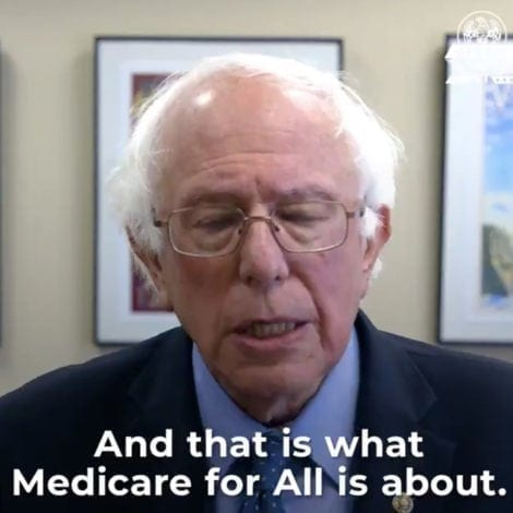 BERNIE'S BLUFF: Sanders Claims 'Medicare for All' Would 'SAVE $2 TRILLION'
